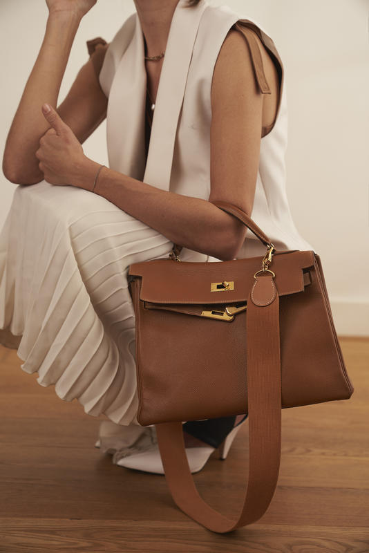 Vintage Kelly 28 Epsom Leather | Buy & sell pre-loved bags on SACLÀB