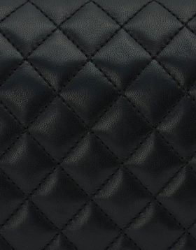 Chanel Bag Colours Black Lambskin Leather