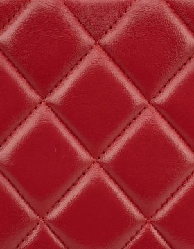 Chanel Colours Red Lambskin