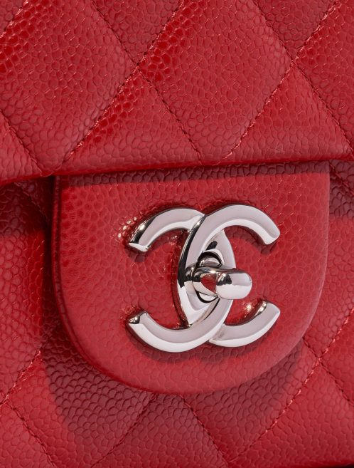 Chanel Timeless Maxi Caviar Red