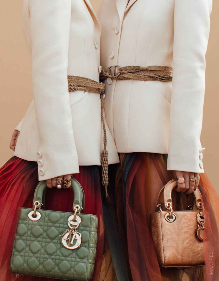 Lady Dior Bags Streetstyle Paris   Buy & sell pre-owned luxury handbags with SACLÀB